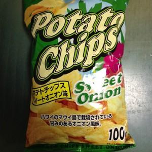 ポテトチップス スイートオニオン味