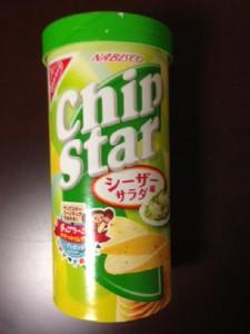 チップスター シーザーサラダ味
