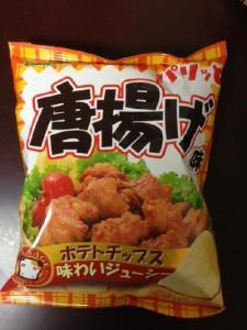 ポテトチップス 唐揚げ味