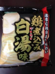 ポテトチップス 鷄煮込み白湯味