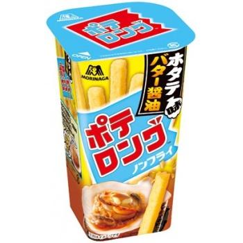 ポテロング ホタテ味バター醤油