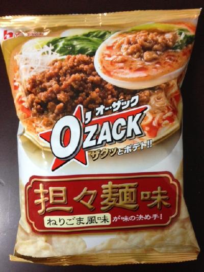 オー・ザック 担々麺味