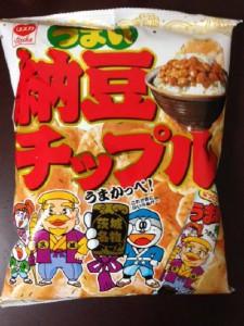 うまい納豆チップル