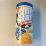 チップスター 海の精焼き塩使用 しお味