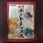 宮崎ポテトチップス 鰹醤油味