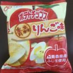 ポテトチップス 青森りんご味
